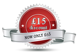£10 discount badge